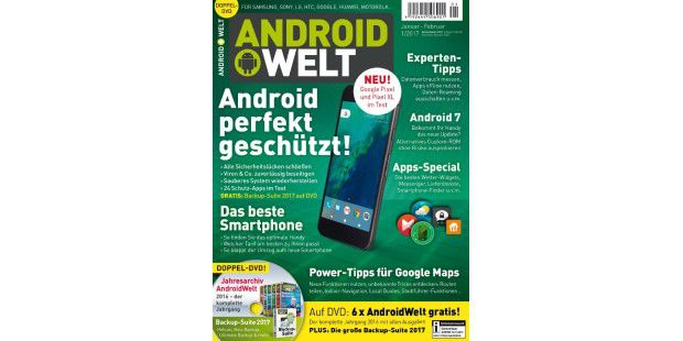 AndroidWelt 1/2017