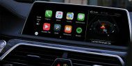 Video: Wireless CarPlay im 7er-BMW ausprobiert