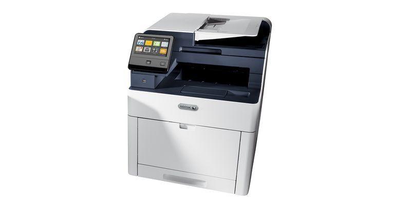 Farblaser-Drucker Xerox Workcentre 6515DNI im Test - PC-WELT