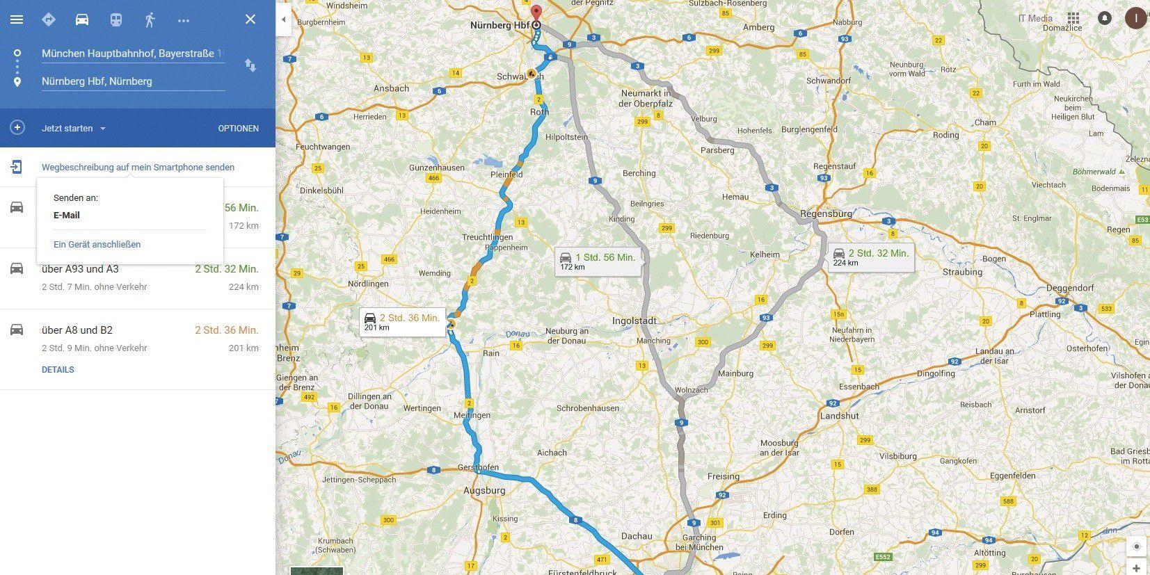 Google Maps-App: Tipps für Fortgeschrittene und Profis - PC-WELT on