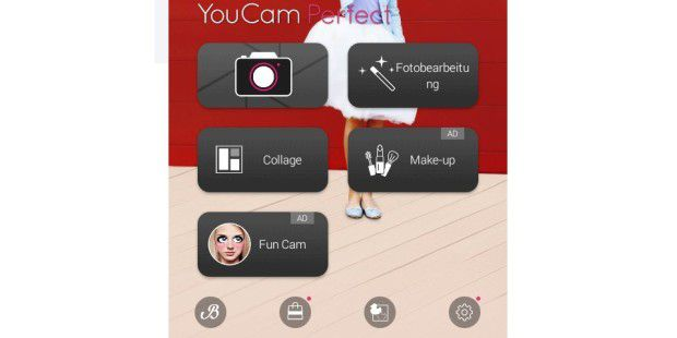 YouCam Perfect - Selfie Kamera