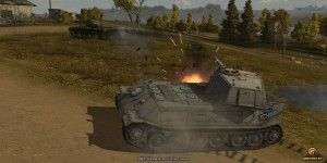 Online-Gaming: World of Tanks
