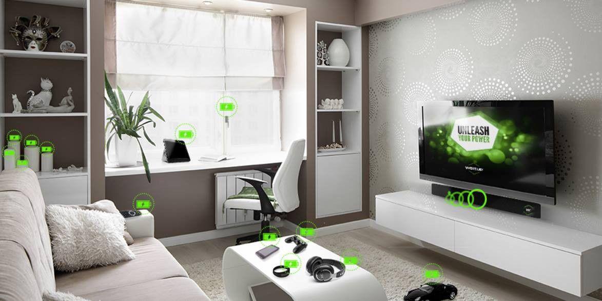 iphone 8 kabelloses aufladen ber mehrere meter hinweg. Black Bedroom Furniture Sets. Home Design Ideas