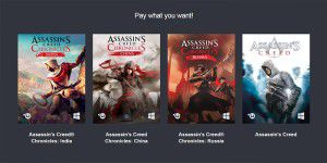 Humble Bundle mit Assassin's Creed erschienen