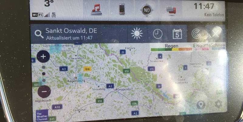 Navi 900 IntelliLink und OnStar im Opel Astra im Test - PC-WELT