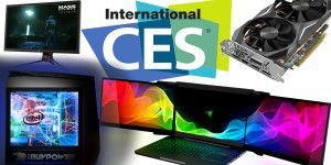 Die coolste Gaming-Hardware der CES 2017