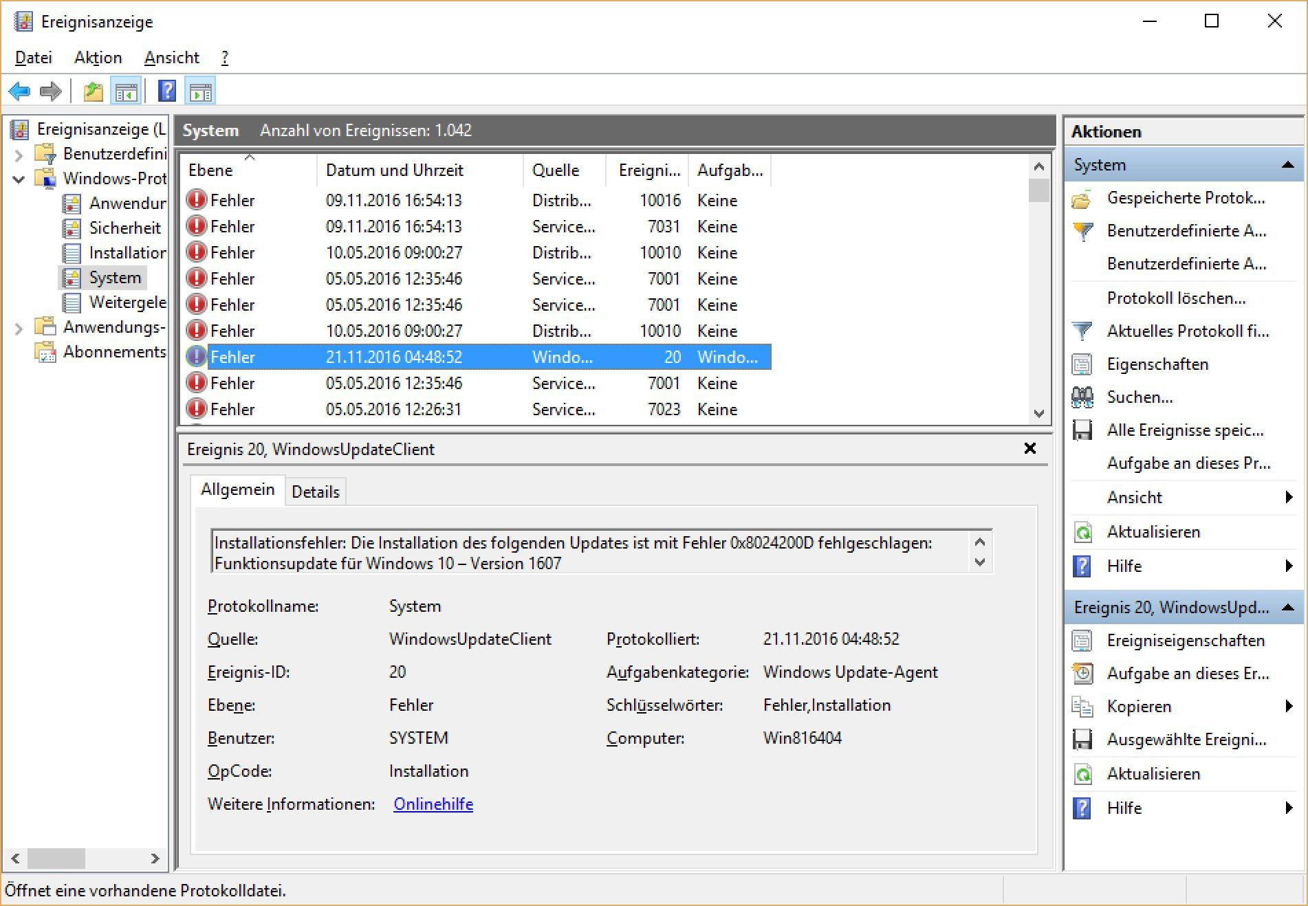 Windows 10: Problemen gezielt auf die Spur kommen - PC-WELT