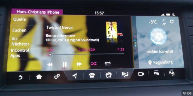 Audio-Streaming vom Smartphone