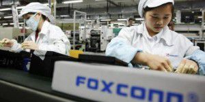 Apple-Zulieferer Foxconn baut Fabrik in den USA