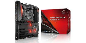 Gaming-Mainboard: Asus Maximus IX Formula im Hands-on