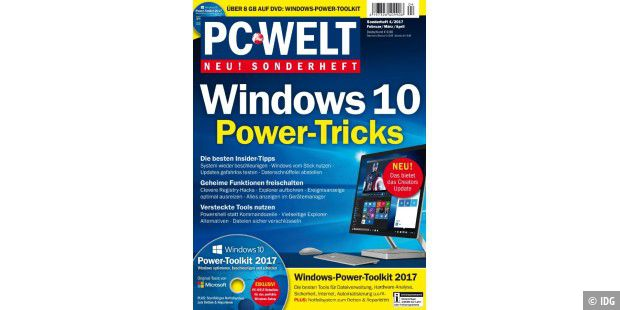 Windows 10 Power-Tricks 4/2017