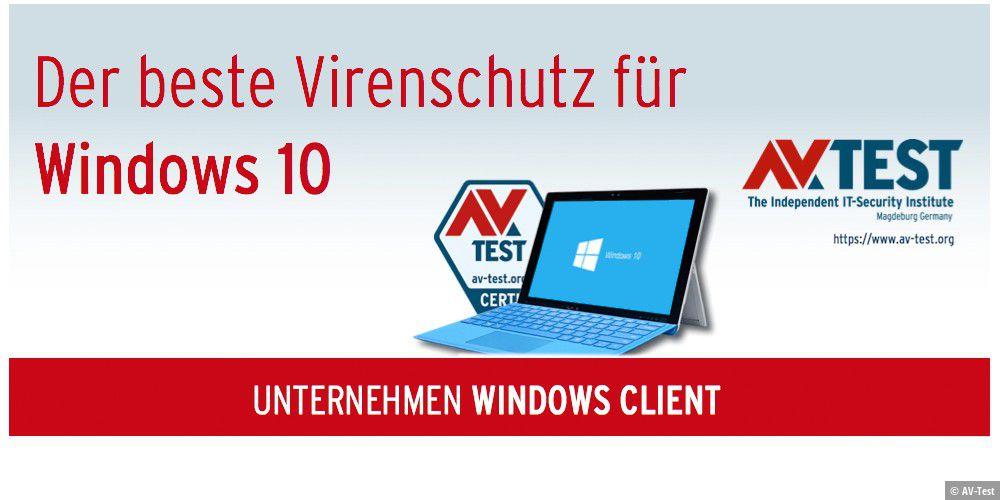 Die Beste Antiviren Software Fur Windows 10 Furs Buro Pc Welt