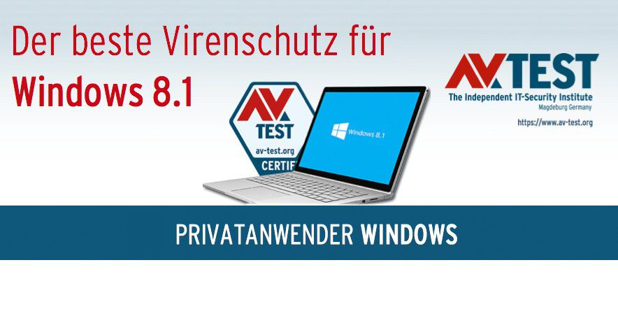antivirenprogramm windows 8.1