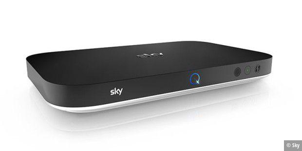 Sky 4k Receiver