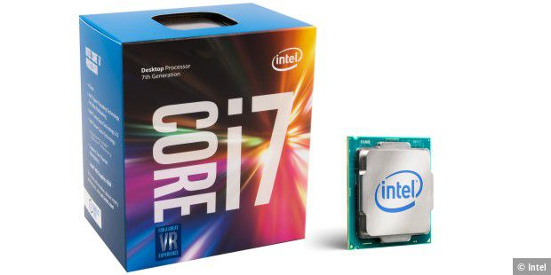 Der Intel Core i7-7700K im Test.