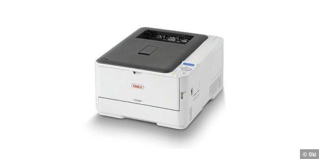 Vielseiter Farbdrucker Oki C332dn im Test - PC-WELT