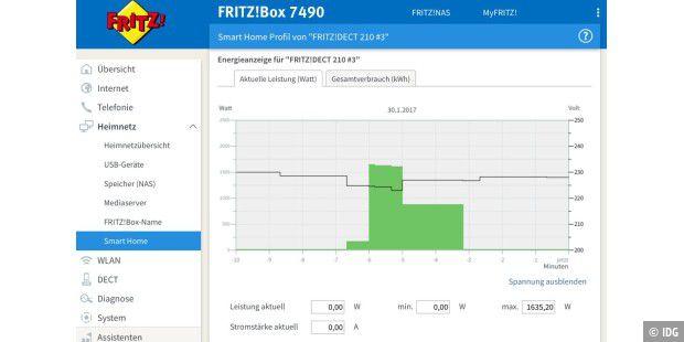 Avm Fritz Dect 210 Im Test Robuste Schaltbare Steckdose Fur Haus