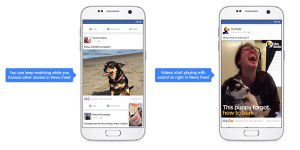 Facebook: Neue Video-Funktionen und TV-App