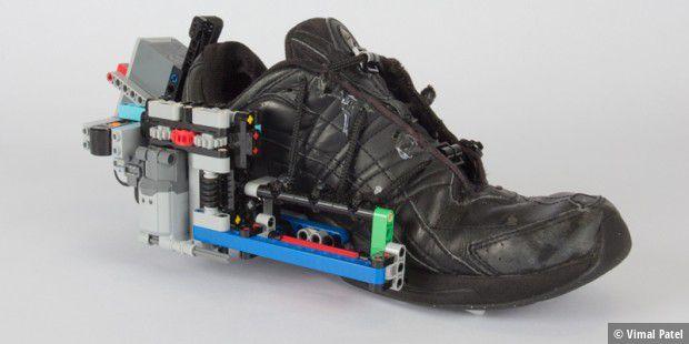 6d5786d01e Bastler Welt Mit Baut Schuhe Selbstbindende LegovideoPc 4j5ARL3