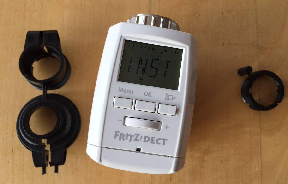 AVM Fritz Dect 301 im Test: Heiz-Thermostat senkt Kosten & steigert ...