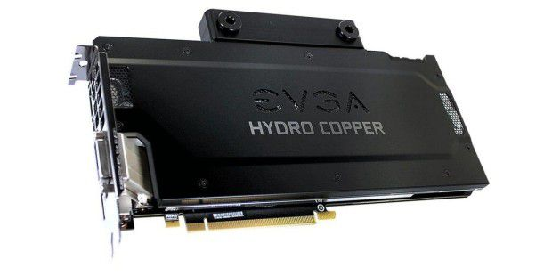 EVGA GeForce GTX 1080 FTW Gaming Hydro Copper