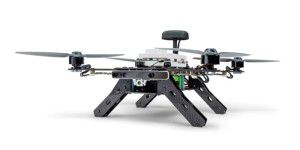 Aero Ready to Fly: Entwickler-Quadcopter von Intel