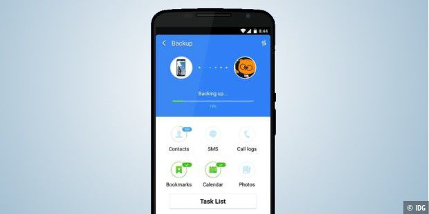 Anmelden von Anwendungen iphone