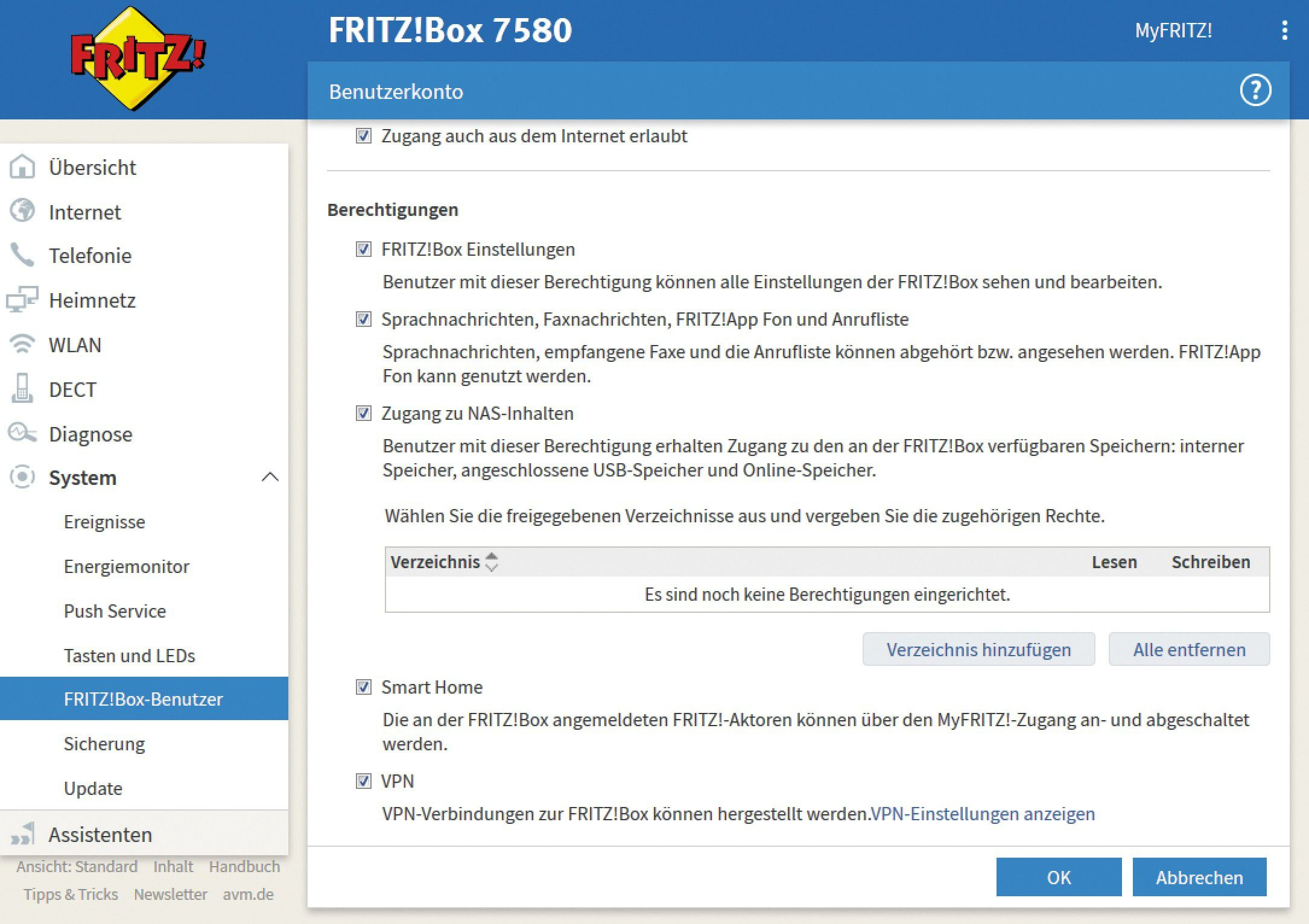 Vpn windows 10 fritzbox einrichten