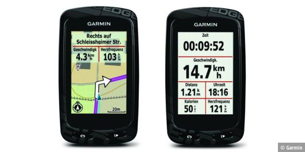 garmin edge 810 fahrrad und sport navi im praxistest pc. Black Bedroom Furniture Sets. Home Design Ideas