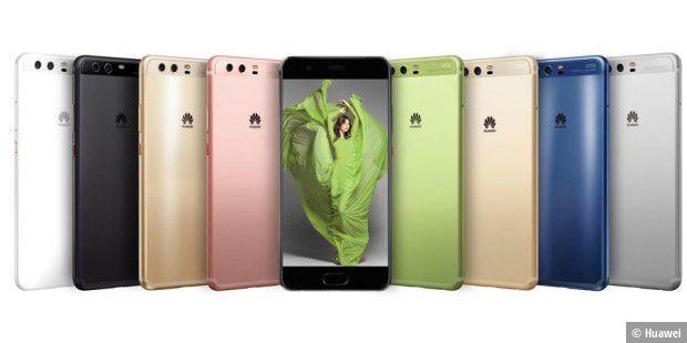 Huawei P10 Im Test Pc Welt