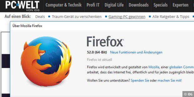 Firefox 52 64 Bit Download