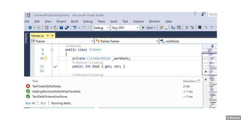 Microsoft Visual Studio 2017 Ist Nun Verfübar Pc Welt