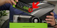 Nvidia GeForce GTX 1080 Ti im Unboxing