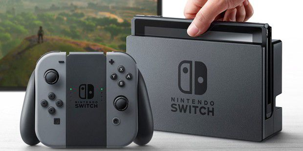 Versteckter Browser: Nintendo Switch angeblich gehackt