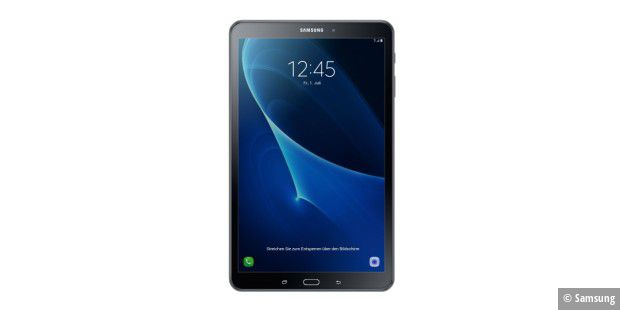Günstiges Android-Tablet mit Full-HD-Display: Samsung Galaxy Tab A 10.1 im Test