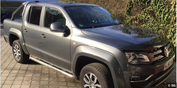 Discover Media im VW Amarok V6 im Test