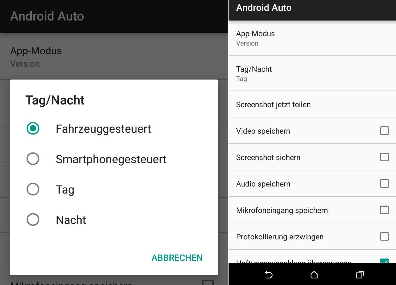android auto im test funktionen apps auto hersteller pc welt. Black Bedroom Furniture Sets. Home Design Ideas