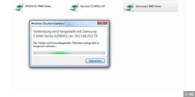 Drucker per LAN oder WLAN ins Netzwerk einbinden - so geht\'s - PC-WELT