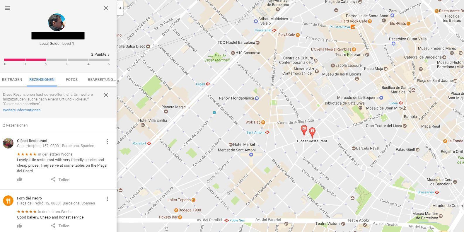 Google Local Guide Rezensionen Und Fotos Für Google Maps Pc Welt