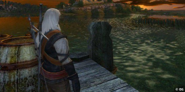 Aktuell gratis erhältlich: The Witcher - Enhanced Edition