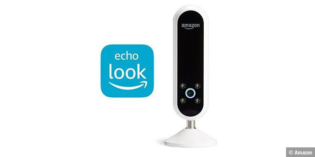 Echo Look: Amazon bringt Alexa-Kamera mit Style-Berater