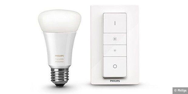 Philips Hue Wireless Dimming Kit Im Test Pc Welt