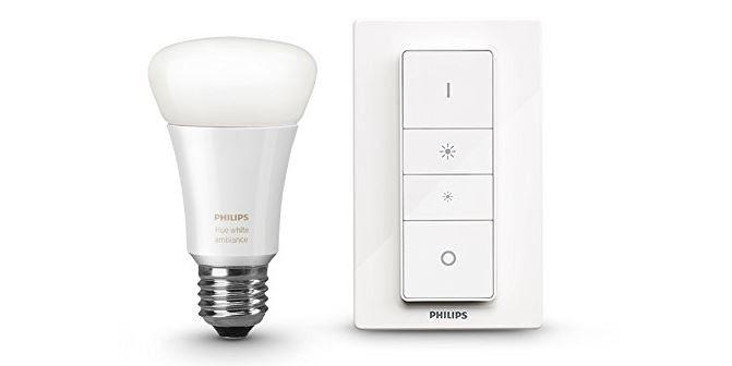 Hue Lampen Philips : Philips hue wireless dimming kit im test pc welt