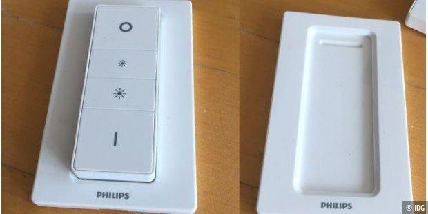 Philips Hue Wireless Dimming Kit im Test Überblick