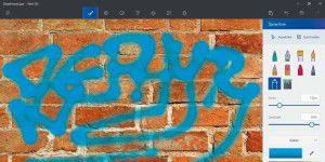 Paint 3D: Die neue Version im Creators Update