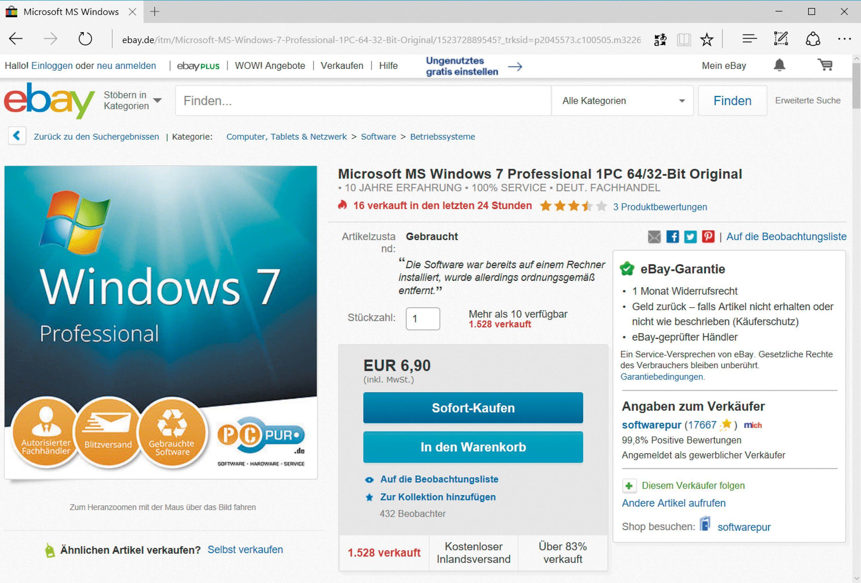 Windows 10 aktivierungscode kaufen