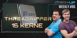 AMD Threadripper | WannaCry-Virus | Android 8