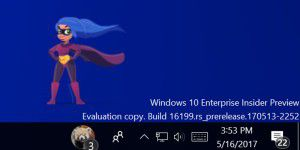 Windows 10 Build 16199 verbessert Creators Update