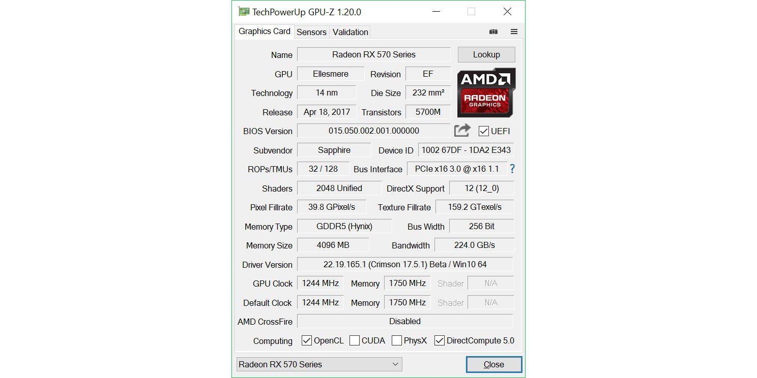 AMD Radeon RX 580 & RX 570 im Test: Gaming-Grafikkarten ab 200 Euro
