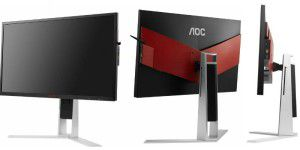 Test: Gaming-Monitor AOC Agon AG271QX
